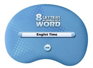 MULTI EIGHT LETTERS IN SEARCH OF A WORD | English Time